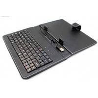"Чехол клавиатура для планшета 7"" black USB"
