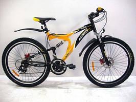 Велосипед Azimut 127G-FR-D-26 Blaster