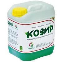 КОЗЫРЬ - комплексное жидкое удобрение с фунгицидом, 5 литров, Sakura