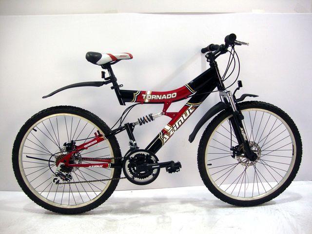 "Велосипед Azimut 149G-FR-D Tornado 24"""