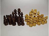 Комплект деревянных фигур для игры в шахматы I4-23