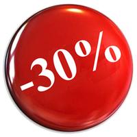 Скидка 30% на очки солнцезащитные Ray-Ban Aviator RB 3026