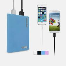 Портативное зарядное устройство Power Bank 12000mAh