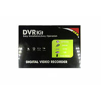 Комплект видеонаблюдения DVR KIT 635 4ch Регистратор+ Камеры