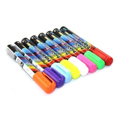 Набор маркеров для LED досок 6 шт