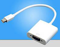 Конвертер с Mini DisplayPort на VGA