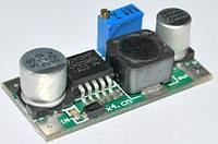 Понижающий импульсный стабилизатор напряжения  LM2596 регулируемый
