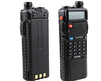 Радиостанция Рация Baofeng UV-5R (8 Вт батарея 3800 мАч) рация