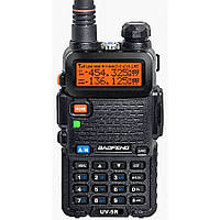 Радиостанция Baofeng UV-5R Black рация