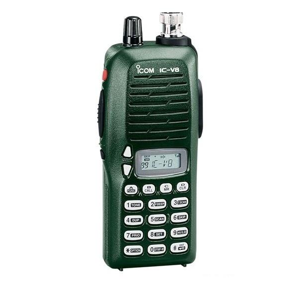 Радиостанция Icom IC-V8 рация