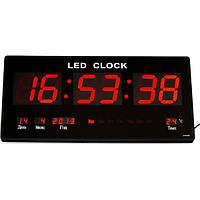 Настінні електронні годинники LED Clock JH 4622