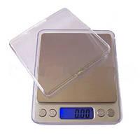 Ювелірні ваги ACS 3000gr/0.01 gr BIG, фото 1