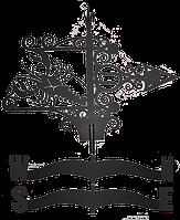 Флюгер большой Ф-57В(зодиак)