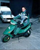 Костюм мотоциклиста зимний