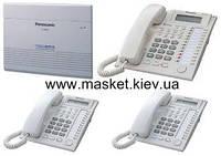 Установка АТС Panasonic KX-TE