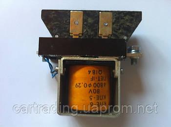 Контактор КПЕ-6 40V с доп. контактом