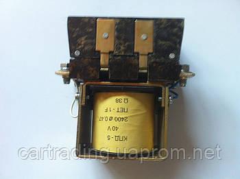 Контактор КПД-5 40V/100A