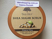 Скраб для тела Tree Hut Shea Sugar Scrub ORIGINAL SHEA