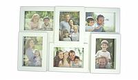 Фотоколлаж на 6 фото Семейная Идилия
