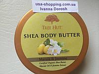 Баттер для тела Tree Hut Shea Body Butter   MARULA & JASMINE