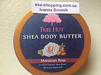 Баттер для тела Tree Hut Shea Body Butter     MOROCCAN ROSE