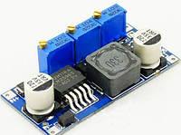Понижающий импульсный стабилизатор напряжения и тока LM2596 регулируемый