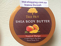 Баттер для тела Tree Hut Shea Body Butter   TROPICAL MANGO