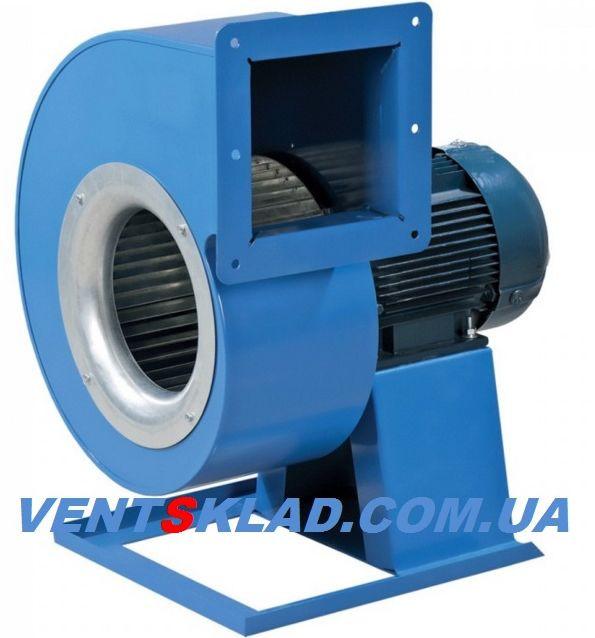 Промышленный центробежный вентилятор улитка Вентс Вцун 250х127-1,5-6 ПР