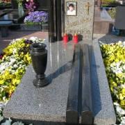 Надгробия ганитные от производителя (Образец 555)