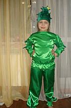 Карнавальный костюм катус, кактуса,  колючка  мальчик прокат