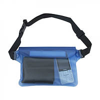 Водонепроницаемая сумка - чехол для плавания, фото 1