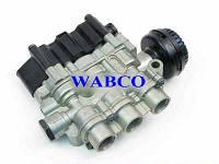 Клапан пневматический подвески ECAS MAN Wabco