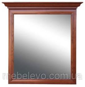 Зеркало Людовик 102 1070х1020х100мм каштан   Мебель-Сервис