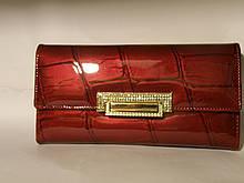 Длинный женский кожаный кошелёк Somuch