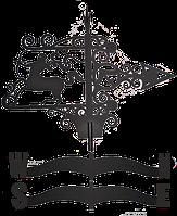 Флюгер большой Ф-68В(зодиак)