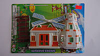Игровой домик для кукол Species Diversiti , 25см х17см х3.5см,JAMBO.Игрушечный домик для кукол.Кукольный дом д