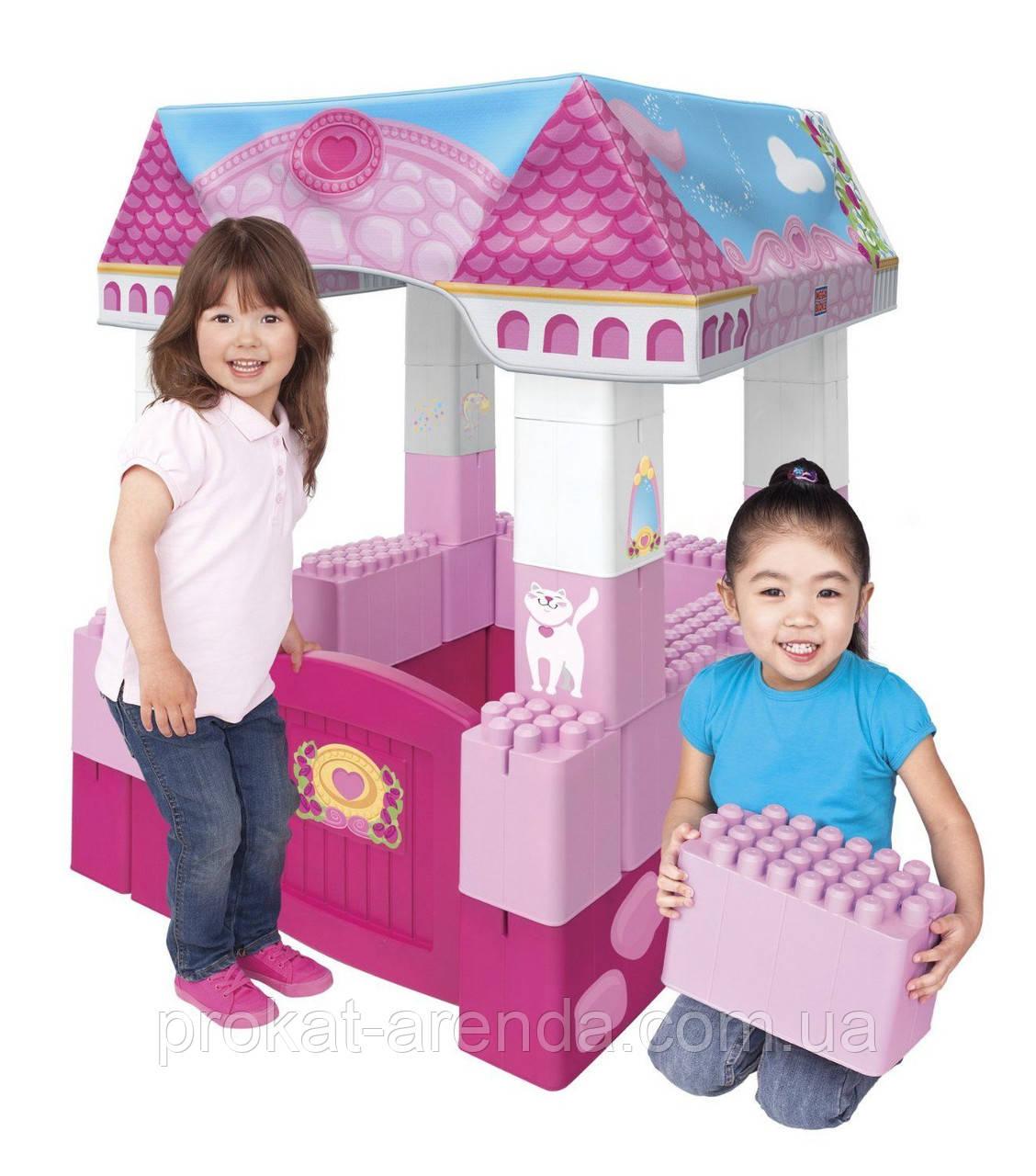 """Іграшка розвиваюча Mega Bloks """"Замок принцеси"""""""