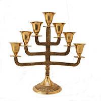 Подсвечник Семь свечей