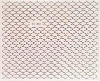 Набор наклеек для дизайна ногтей с эффектом литья