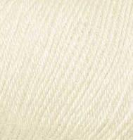 Alize baby wool - 01 крем