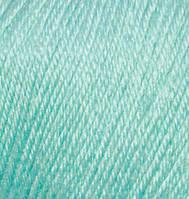 Alize baby wool - 19 водяная зелень