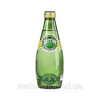 Вода минеральная ПЕРЬЕ/ PERRIER 0,75 л газ стекло