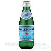 Вода минеральная САН ПЕЛЛЕГРИНО/ SAN PELLEGRINO 0,25 л газ стекло
