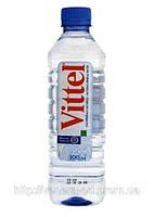 Вода минеральная ВИТТЕЛЬ/ VITTEL 0,5 л б/газа пэт