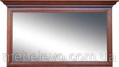 Зеркало Людовик 155 890х1550х100мм каштан   Мебель-Сервис