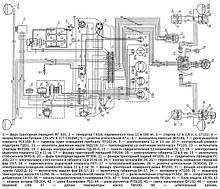 Электрооборудование Т-40, Т-25, Т-16