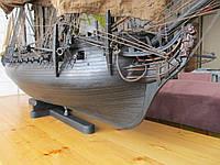 Модель французского фрегата