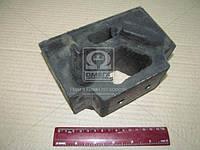 Подушка опоры двиг. МАЗ боковая (Украина). 500-1001035