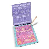 Набор для творчества Melissa&Doug Альбом царапок Сказочные персонажи (MD19140)