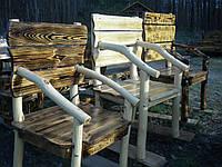 Кресло деревянное, фото 1
